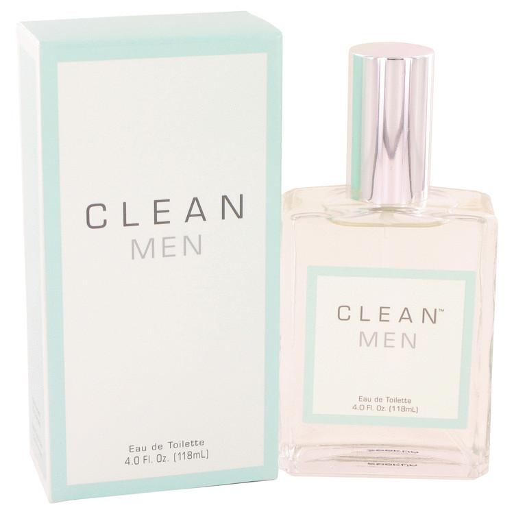 Clean Men Cologne by Clean 120 ml Eau De Toilette Spray for Men