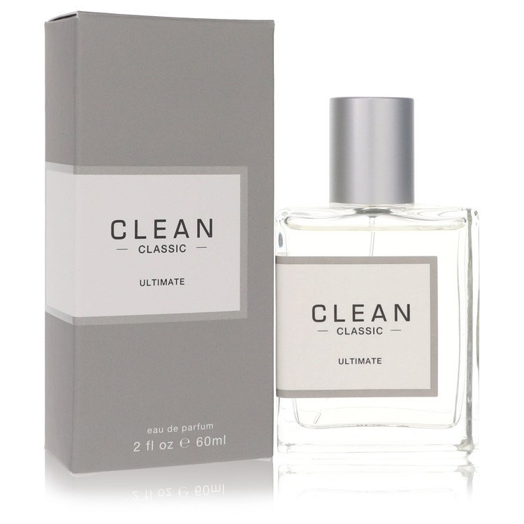 Clean Ultimate Perfume by Clean 2.14 oz EDP Spray for Women