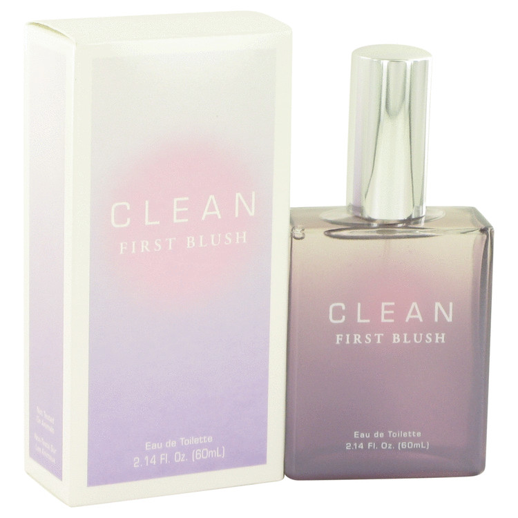 Clean First Blush Perfume by Clean 63 ml EDT Spay for Women
