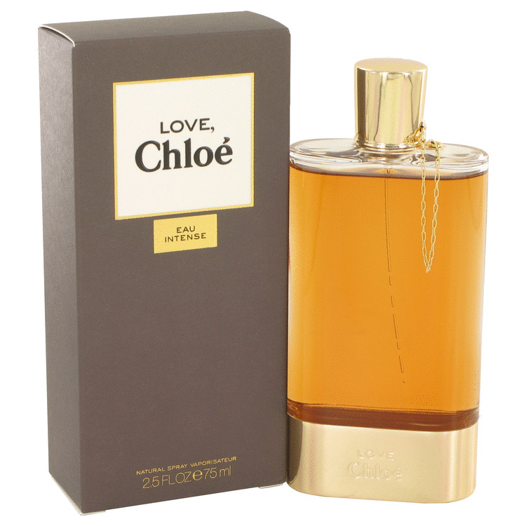 Chloe Love Perfume 2.5 oz EDP Intense Spray for Women