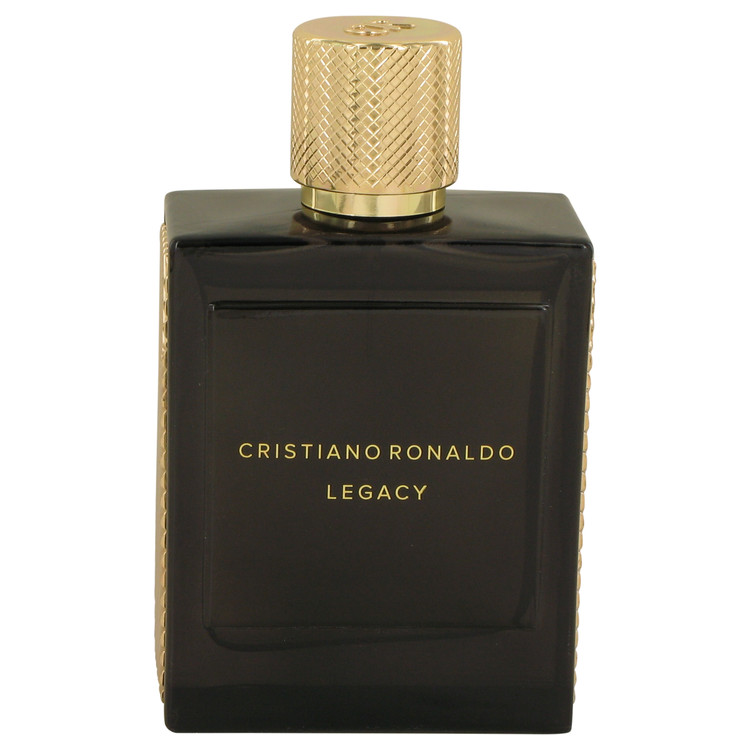 Cristiano Ronaldo Legacy by Cristiano Ronaldo for Men Eau De Toilette Spray (Tester) 3.4 oz