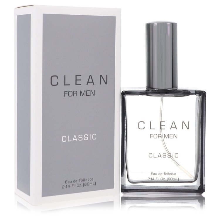 Clean Men Cologne by Clean 63 ml Eau De Toilette Spray for Men