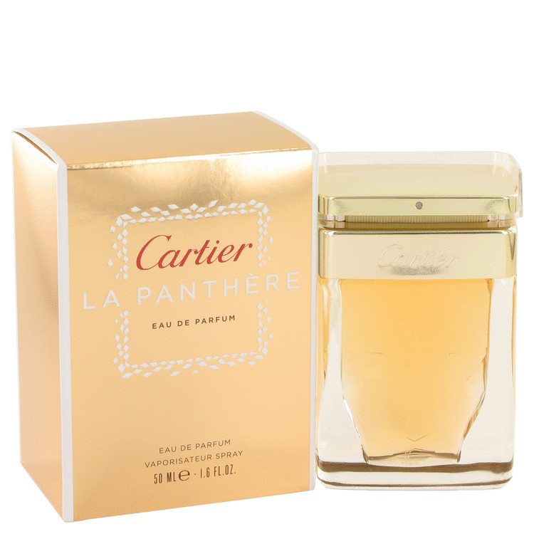 Cartier La Panthere Perfume by Cartier 1.7 oz EDP Spay for Women Spray