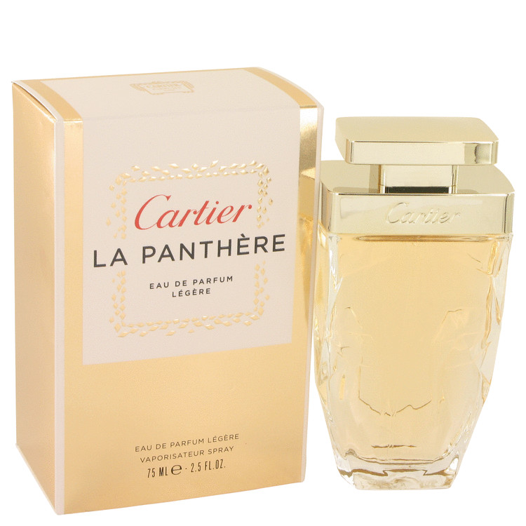 Cartier La Panthere by Cartier Eau De Parfum Legere Spray 2.5 oz
