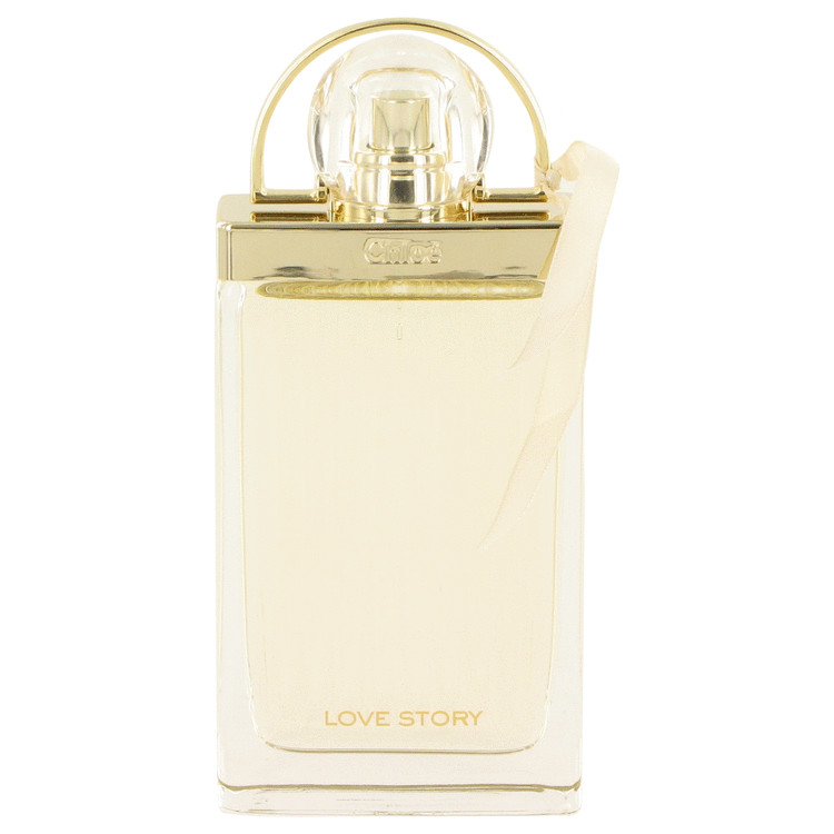 Chloe Love Story Perfume 2.5 oz EDP Spray (Tester) for Women