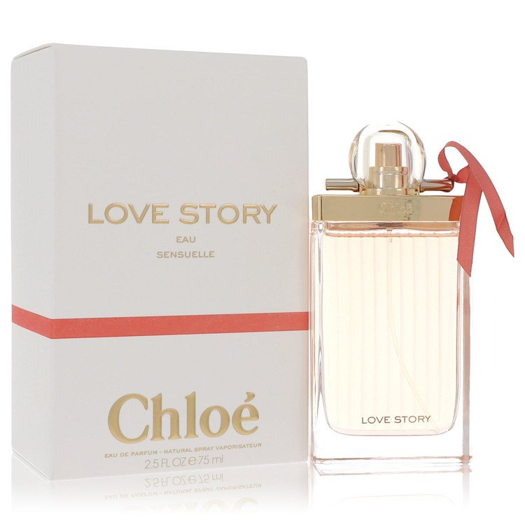 Chloe Love Story Eau Sensuelle Perfume 75 ml EDP Spay for Women