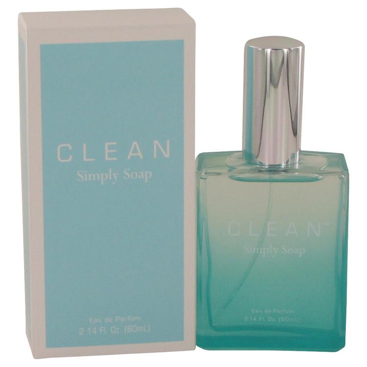 Clean Simply Soap Perfume by Clean 63 ml Eau De Parfum Spray for Women
