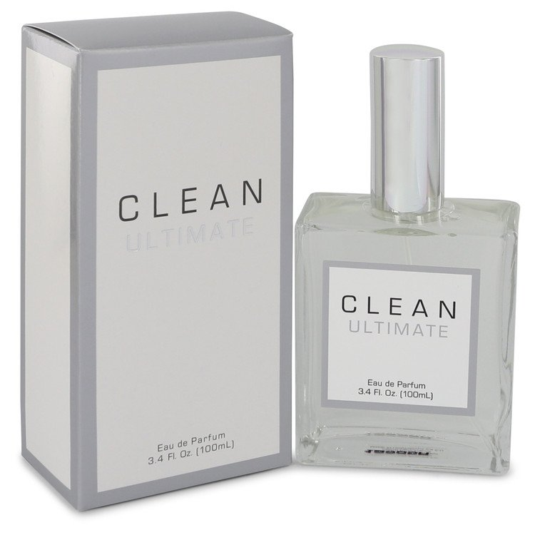 Clean Ultimate Perfume by Clean 100 ml Eau De Parfum Spray for Women