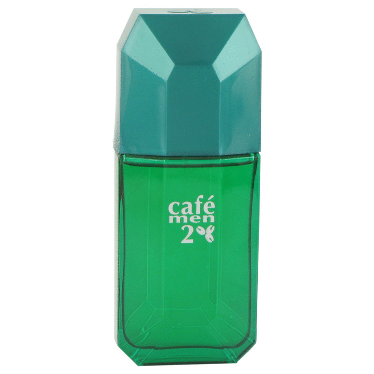 Café Men 2 Cologne 100 ml Eau De Toilette Spray (unboxed) for Men