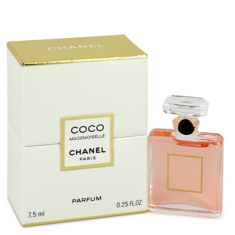 COCO MADEMOISELLE by Chanel for Women Pure Perfume .25 oz