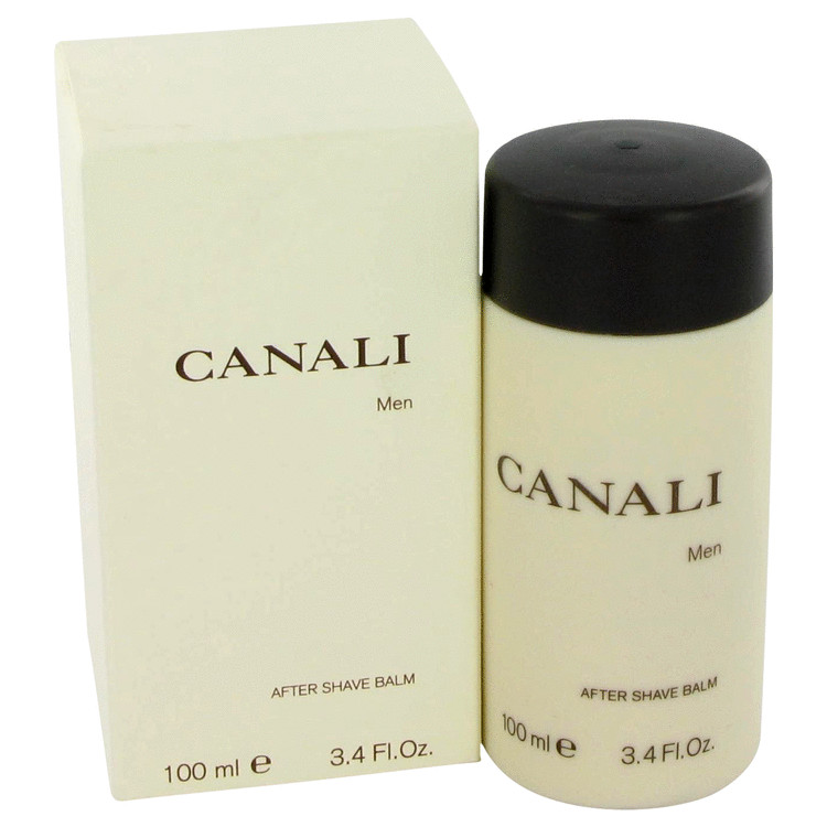 Canali After Shave Balm by Canali 3.4 oz After Shave Balm for Men