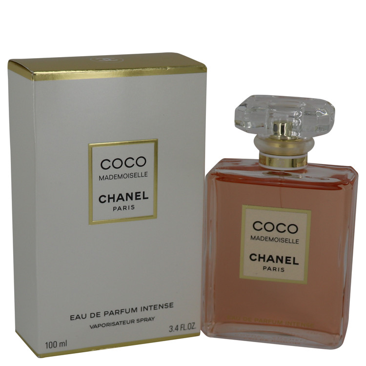 Coco Mademoiselle Perfume 100 ml Eau De Parfum Intense Spray for Women