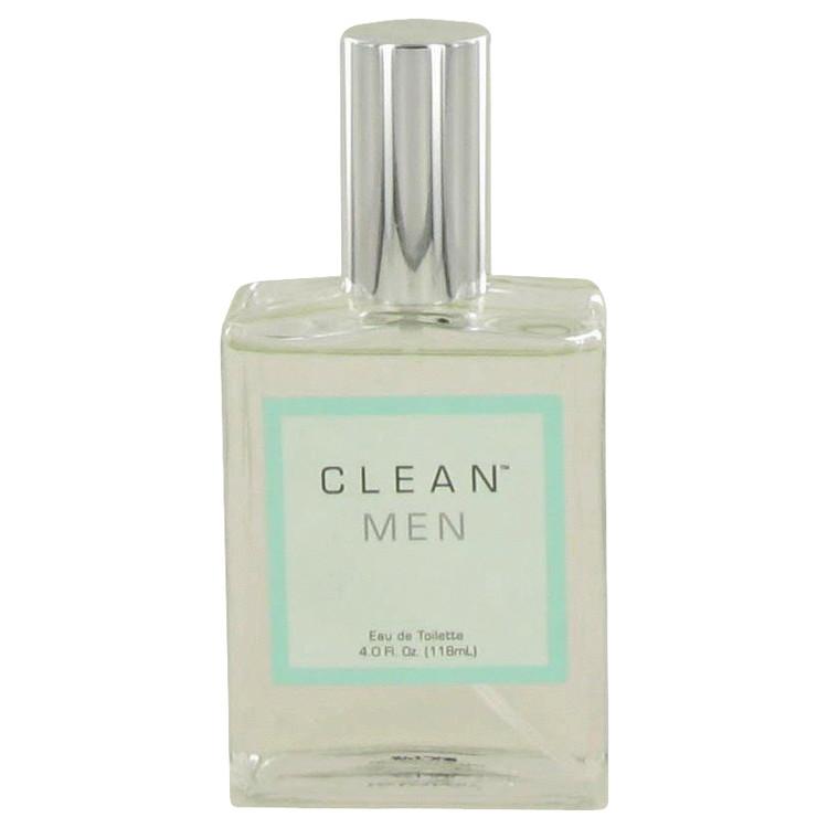Clean Men Cologne 120 ml Eau De Tiolette Spray (unboxed) for Men