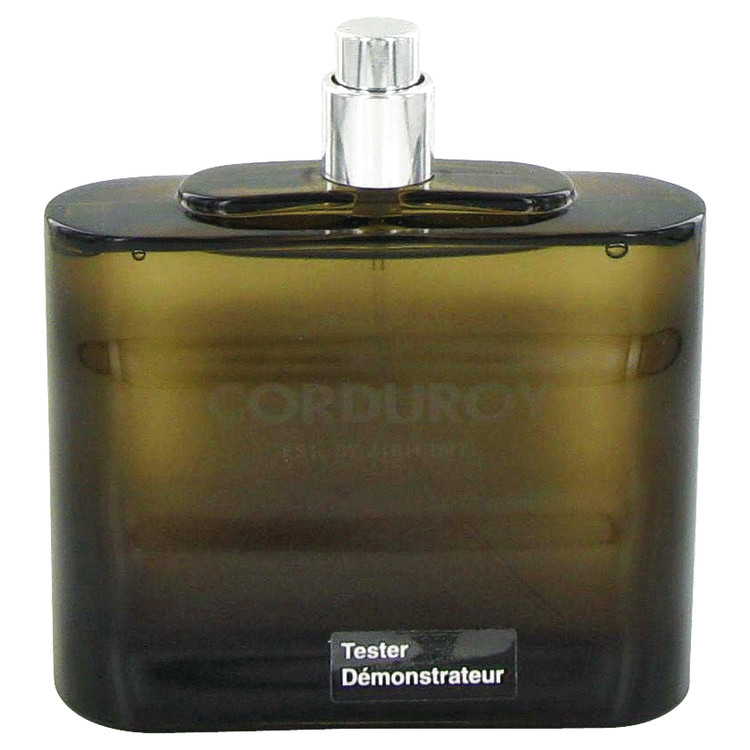 Corduroy by Zirh International for Men Eau De Toilette Spray (Tester) 4.2 oz