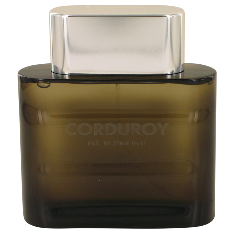 Corduroy Cologne 4.2 oz EDT Spray (unboxed) for Men
