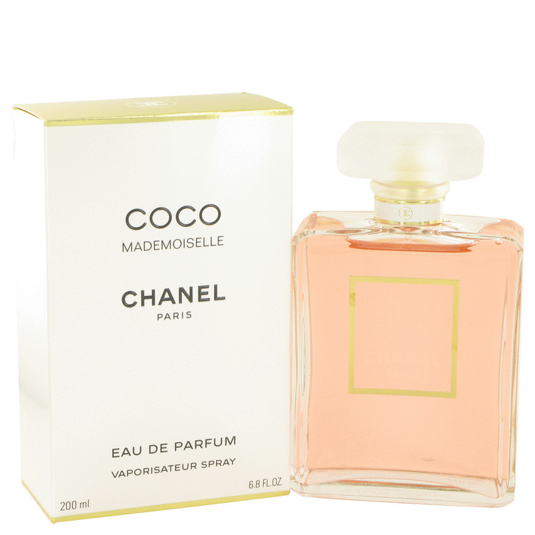 Coco Mademoiselle Perfume by Chanel 200 ml EDP Spay for Women
