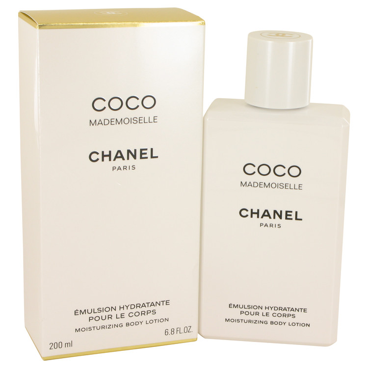 Coco Mademoiselle Body Lotion by Chanel 6.8 oz Body Lotion for Women