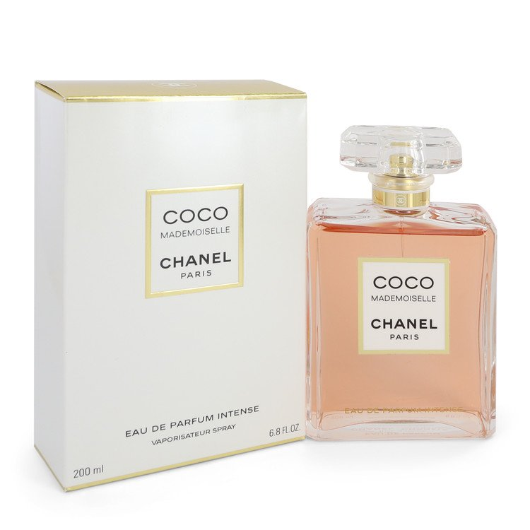 Coco Mademoiselle Perfume 200 ml Eau De Parfum Intense Spray for Women