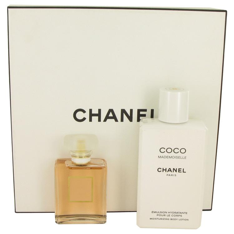Coco Mademoiselle for Women, Gift Set (1.7 oz EDP Spray + 6.7 oz Body Lotion)