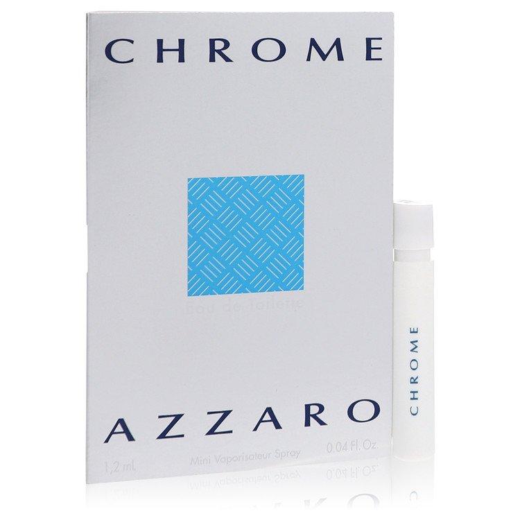 Chrome by Azzaro for Men Vial (sample) .04 oz