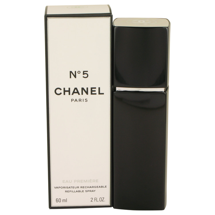 Chanel No. 5 Perfume 2 oz EDP Premiere Refillable Spray for Women