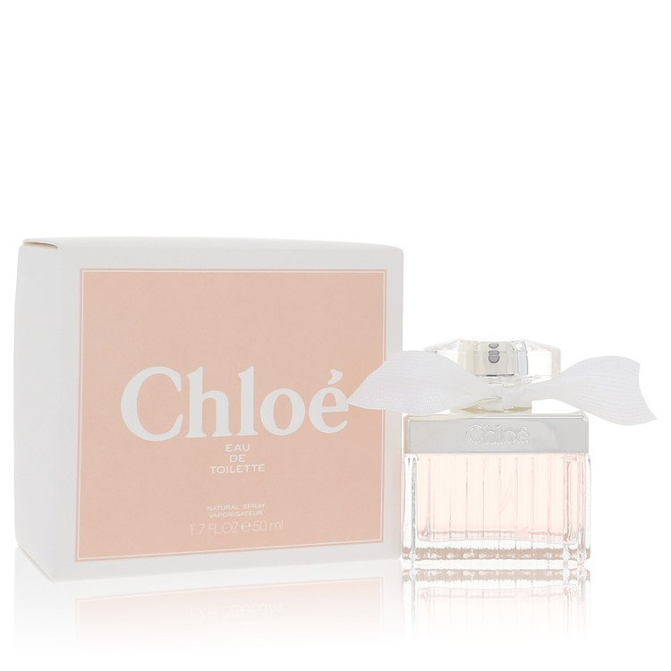 Chloe (new) by Chloe Women's Eau De Toilette Spray 1.7 oz