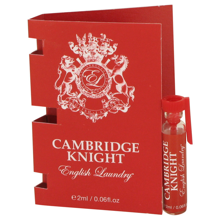 Cambridge Knight by English Laundry for Women Vial (sample) .06 oz