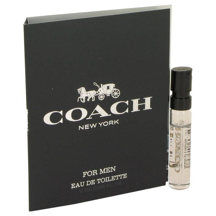 Coach by Coach for Men Vial (sample) .06 oz