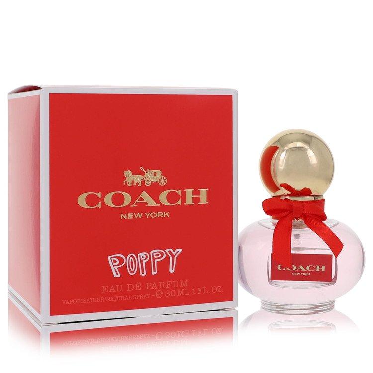 Coach Poppy Perfume by Coach 1 oz EDP Spray for Women
