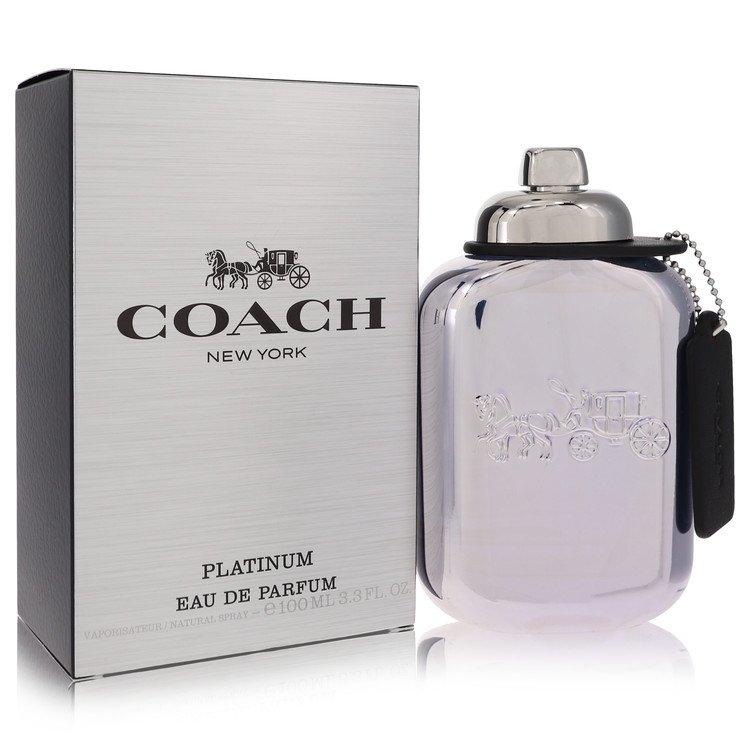 Coach Platinum Cologne by Coach 100 ml Eau De Parfum Spray for Men