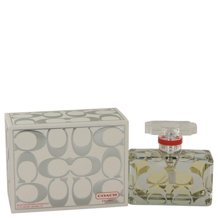 Coach Signature Perfume by Coach 50 ml Eau De Parfum Spray for Women