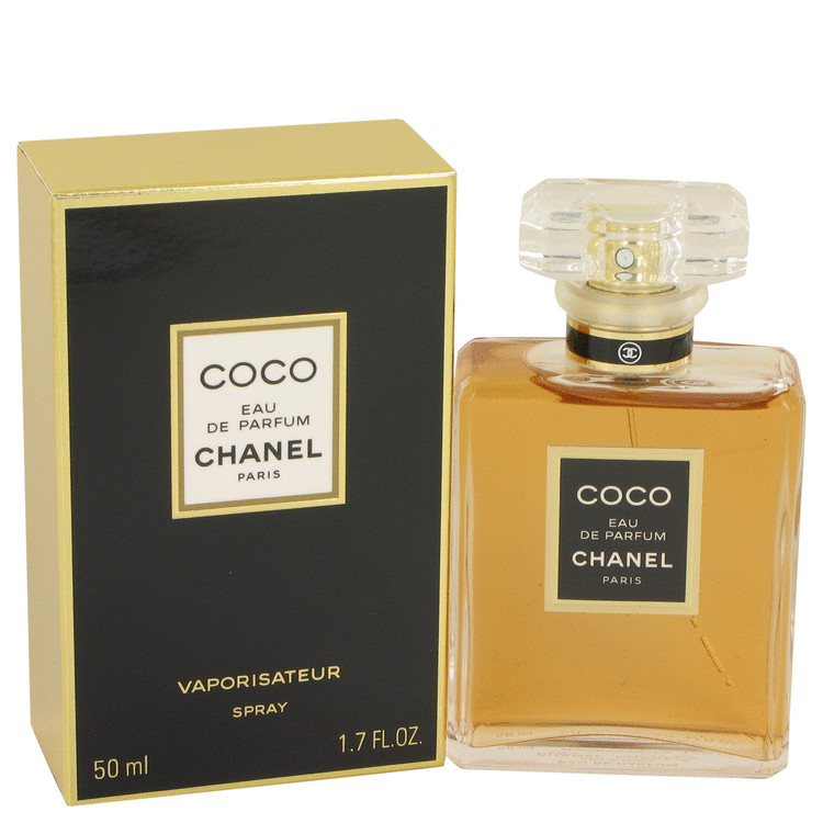 Coco Perfume by Chanel 1.7 oz EDP Spray for Women