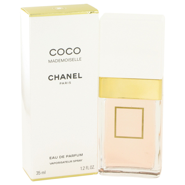 Coco Mademoiselle Perfume by Chanel 35 ml EDP Spay for Women
