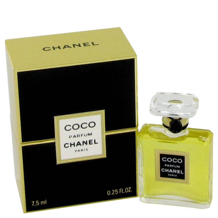 Coco Pure Perfume by Chanel 7 ml Pure Perfume for Women