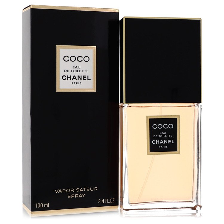 Coco Perfume by Chanel 100 ml Eau De Toilette Spray for Women