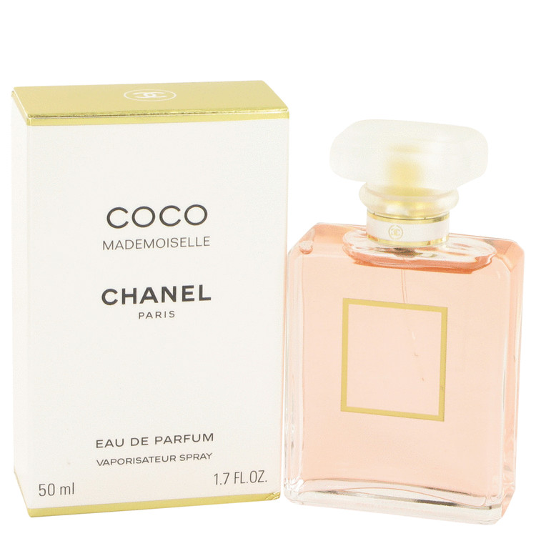 COCO MADEMOISELLE by Chanel for Women Eau De Parfum Spray 1.7 oz