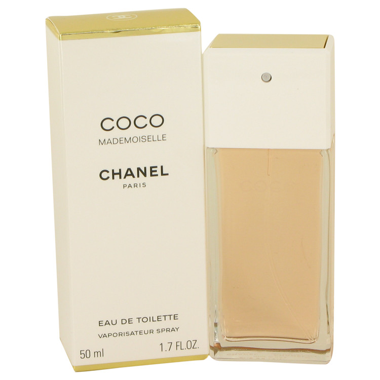 Coco Mademoiselle Perfume by Chanel 50 ml EDT Spay for Women