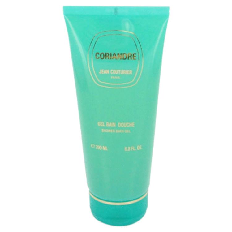 Coriandre Shower Gel by Jean Couturier 6.8 oz Shower Gel for Women
