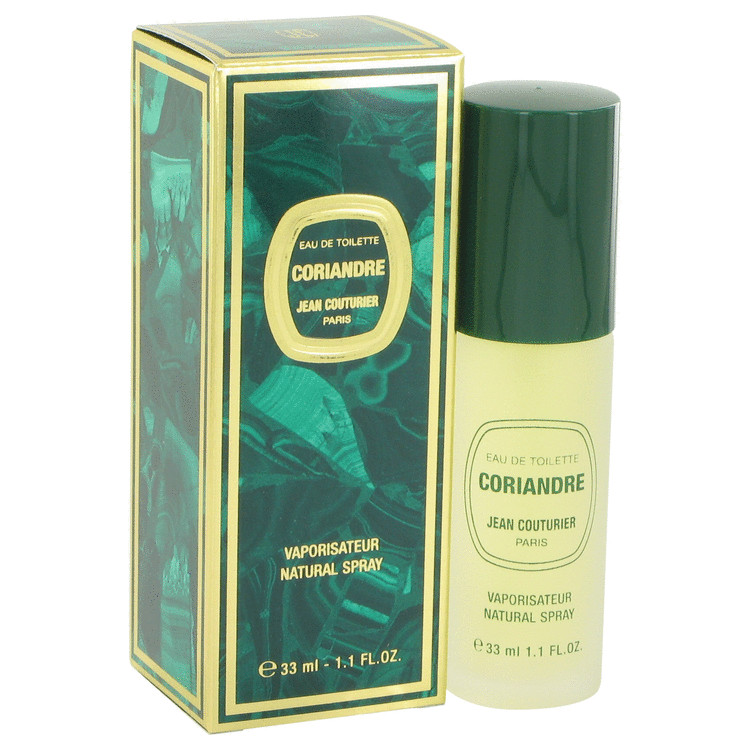 Coriandre Perfume by Jean Couturier 1.1 oz EDT Spay for Women