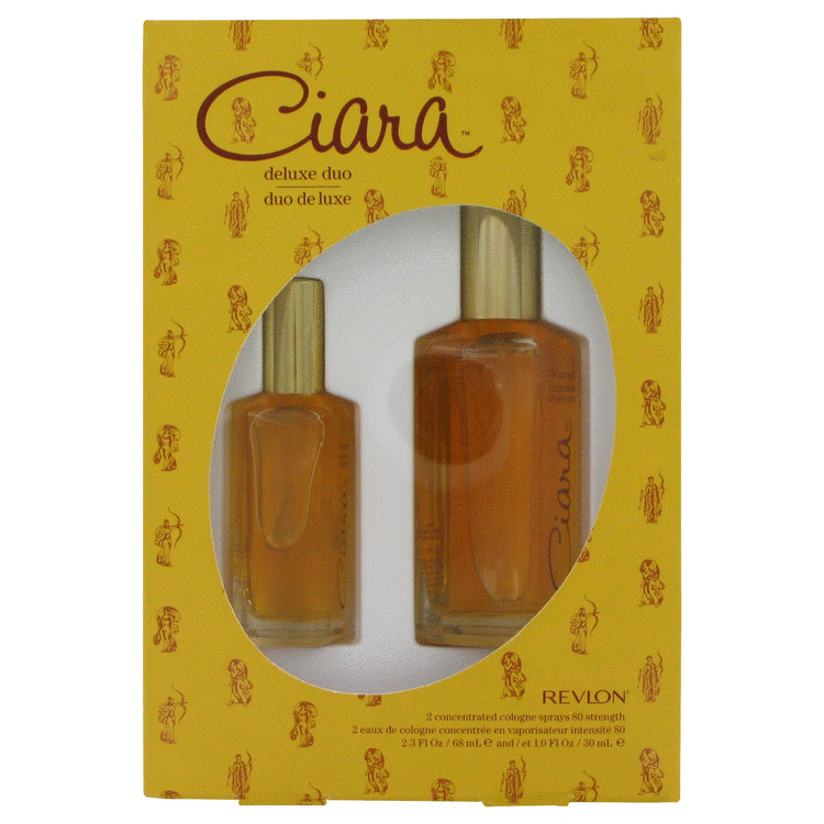 Ciara 80% Gift Set -- Gift Set - 2.3 oz Cologne Spray + 1 oz Cologne Spray for Women
