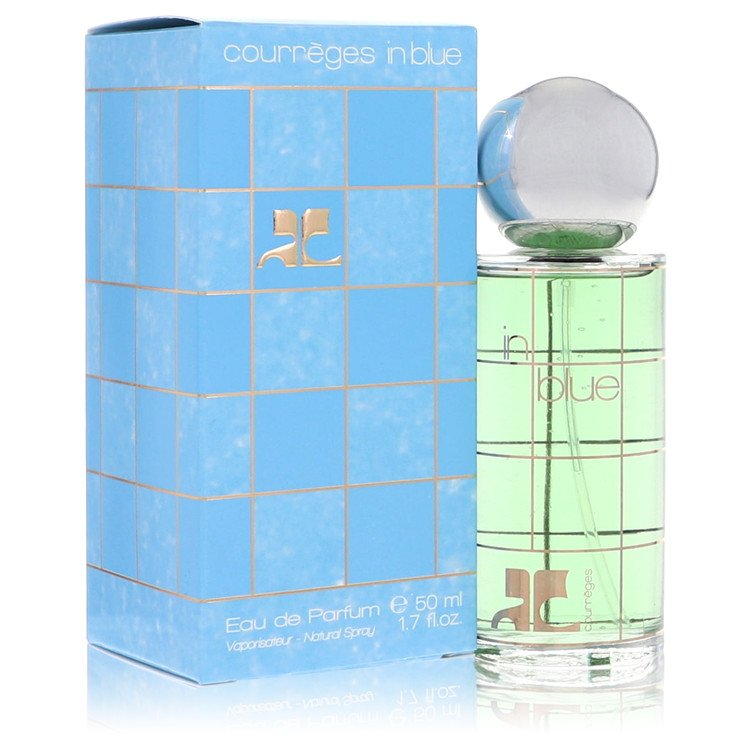 COURREGES IN BLUE by Courreges for Women Eau De Parfum Spray 1.7 oz