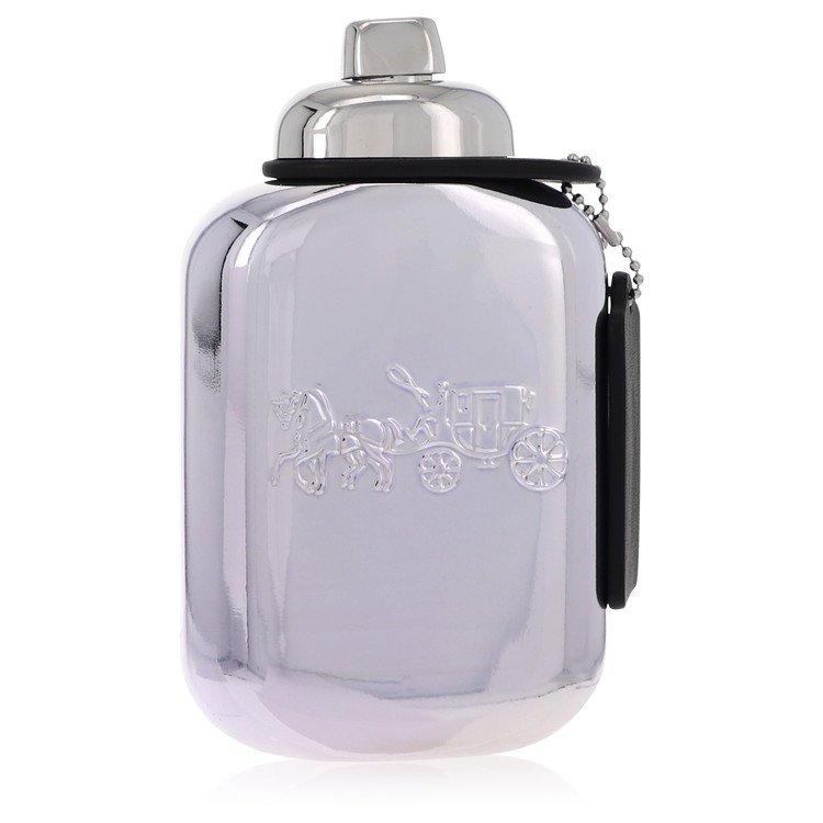 Coach Platinum Cologne 100 ml Eau De Parfum Spray (Tester) for Men