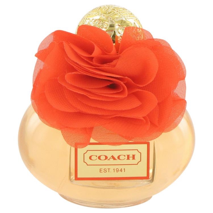 Coach Poppy Blossom Perfume 100 ml Eau De Parfum Spray (Tester) for Women
