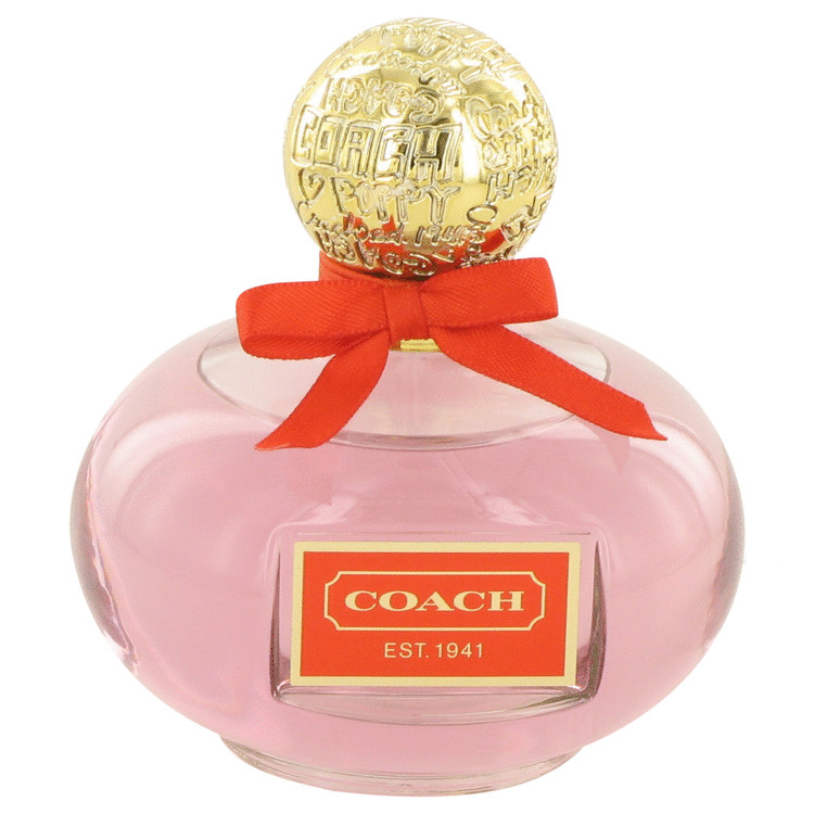 Coach Poppy Perfume 100 ml Eau De Parfum Spray (Tester) for Women