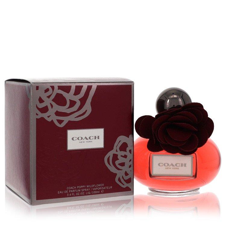 Coach Poppy Wildflower Perfume by Coach 100 ml EDP Spay for Women