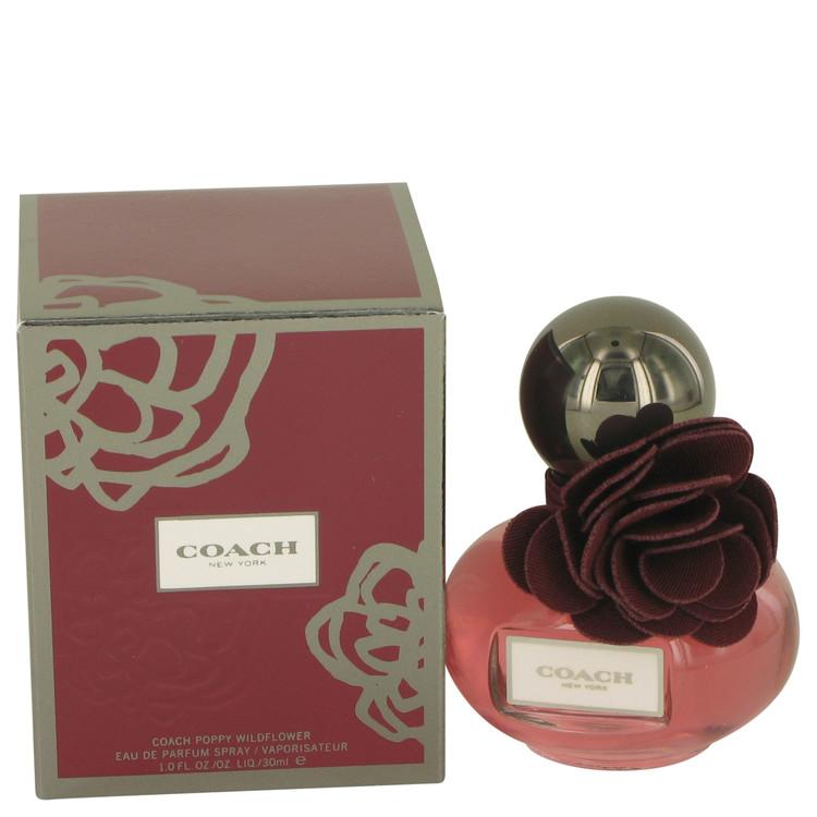 Coach Poppy Wildflower Perfume by Coach 30 ml EDP Spay for Women