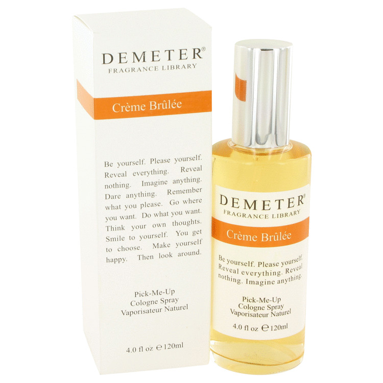 Demeter Perfume by Demeter 120 ml Crème Brulee Cologne Spray for Women