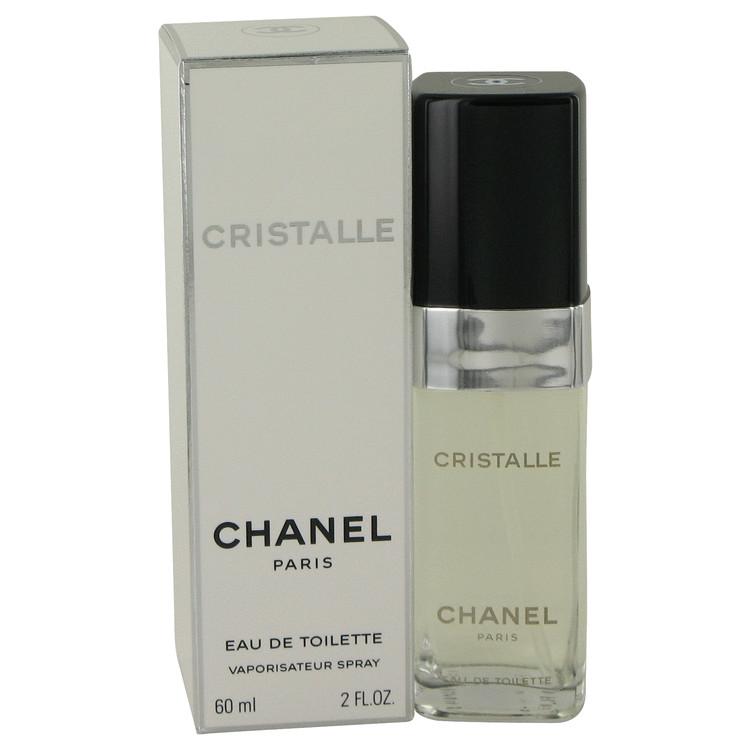 CRISTALLE by Chanel for Women Eau De Toilette Spray 2 oz