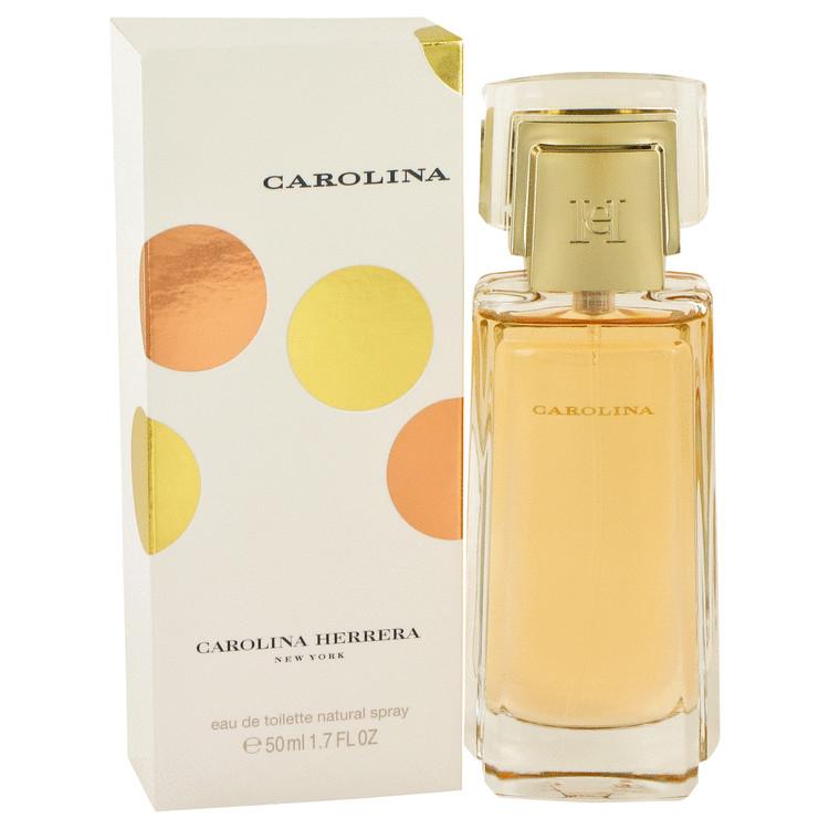 Carolina Perfume by Carolina Herrera 50 ml EDT Spay for Women