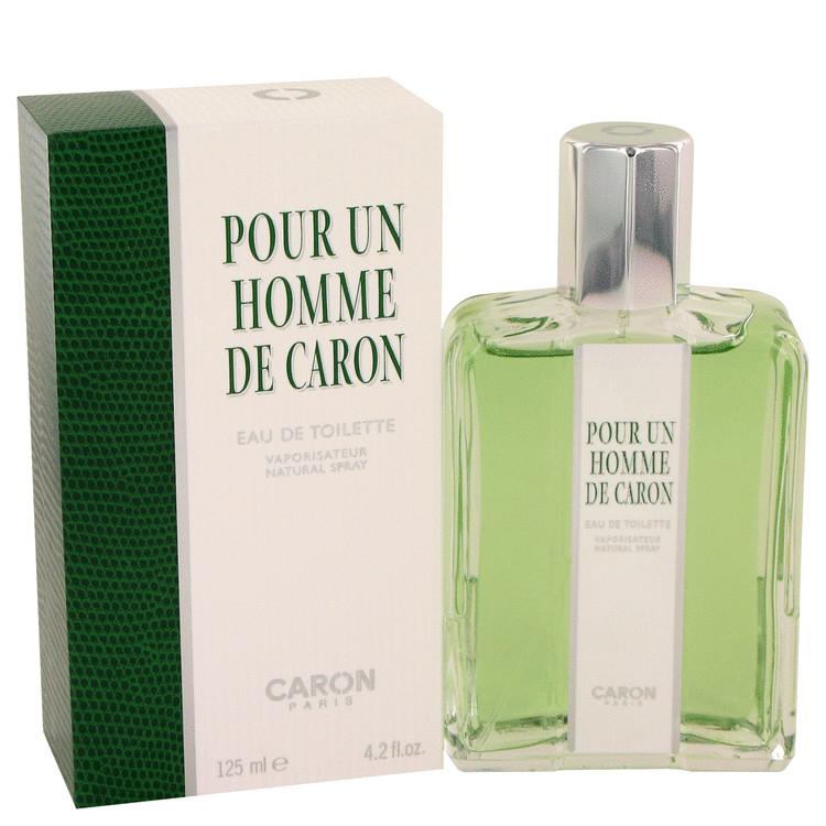 CARON Pour Homme by Caron for Men Eau De Toilette Spray 4.2 oz